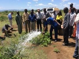Irrigation Infrastructure