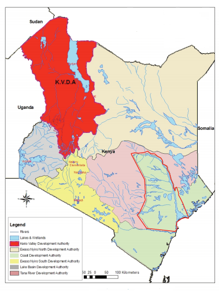 Regional Areas