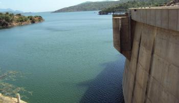turkwell dam