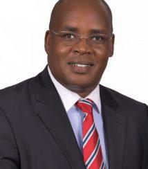 Hon. Kiptanui Jackson - Chairman KVDA