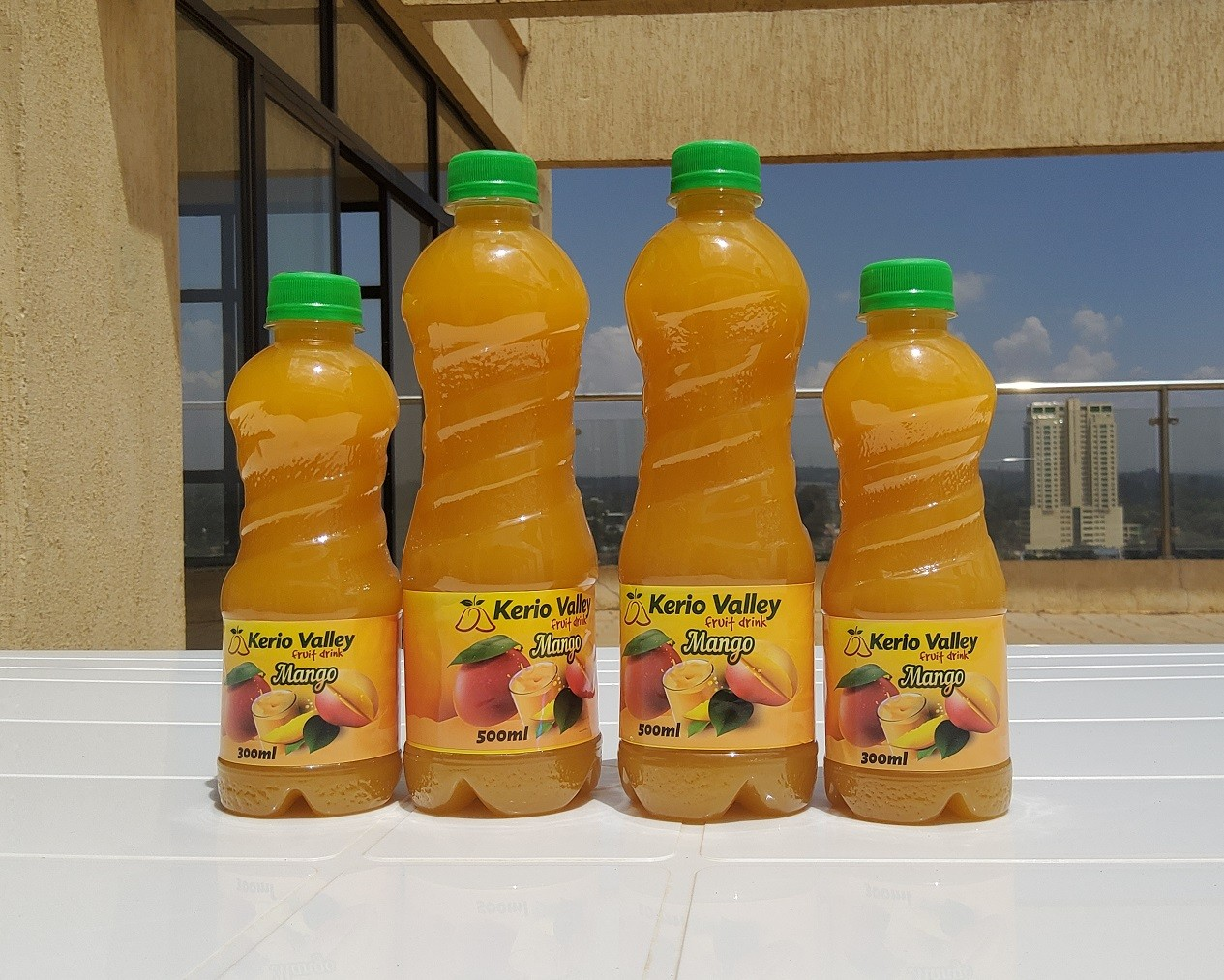 KERIO VALLEY FRUIT DRINK MANGO